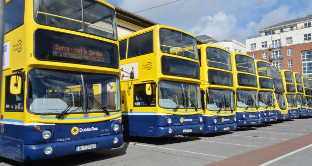Dublin Bus drivers vote to accept 11 6% pay rise deal