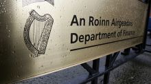 The Department of Finance's White Paper on Receipts and Expenditure revealed room an extra €200 million in the upcoming budget. Photograph: Frank Miller