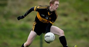 Colm Cooper scored four points for Dr Crokes before being sent off in the Kerry SFC semi-final in Killlarney. Photograph: Cathal Noonan/Inpho
