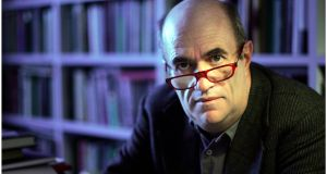 Colm Tóibín, author. Photograph: Bryan O'Brien/The Irish Times