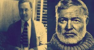 F Scott Fitzgerald and Ernest Hemingway: their story began in Paris, as did mine