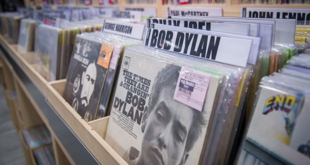 Nice By The And Large, Record Shops Have Been Chased Out Of Town. Photographer: