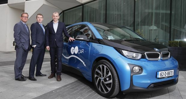 Can Car Sharing Trigger The Electric Car Revolution In Ireland