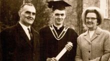Survivors of the emotional deep freeze – Maynooth's class of '66 looks back