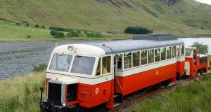 The Fintown Railway:   the only operational narrow-gauge railway in Donegal.