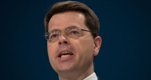 "Northern Ireland Secretary James Brokenshire: ""Our focus is to strengthen the external border of the Common Travel Area, building on the strong collaboration with our Irish partners."" Photograph: Matt Cardy/Getty Images"