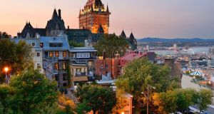 Quebec City in Canada. The province effectively put an end to the denominational status of its schools in 2000