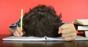 Is homework a source of stress in your family?