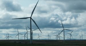 LM Wind Power are the largest blade supplier to GE's wind business. Photograph: Danny Lawson/PA Wire