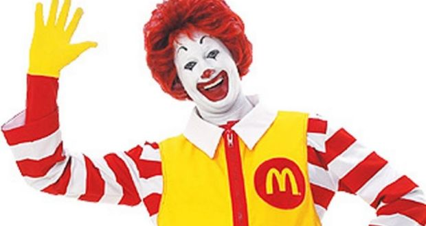 McDonald's says its mascot Ronald McDonald is keeping a low profile as reports of creepy clown sightings sweep communities across the globe.