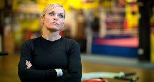 "Lynn Harvey: ""It was only when I hit 30 that I began to blossom. Boxing has allowed me to do that. It's so much more than a sport for me."" Photograph: Dara Mac Donaill"