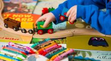 The very limited resources available for the Affordable Childcare Scheme at this initial stage are being used to prioritise low-income families. Photograph: PA