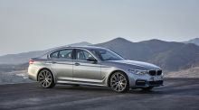New BMW 5-Series revealed: little change outside but boasts remote control parking