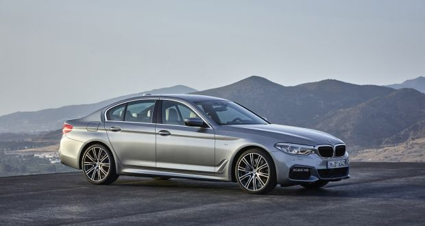 Wonderful New BMW 5 Series: You Will Have To Look Very Closely To Spot The