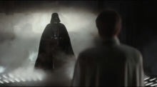 Latest Rogue One trailer teases glimpses of Darth Vader