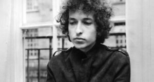 Bob Dylan, winner of the 2016 Nobel Prize in Literature. Photograph: Express Newspapers/Getty Images