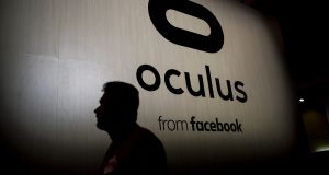 Oculus's acquisition of InfiniLED has been described as an opportunity for Ireland to increase global awareness of its high-end technology and research ability. Photograph: Bloomberg