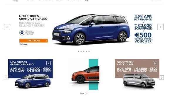 Online Car Sales >> Citroen To Establish Direct Online Car Sales As It Looks To