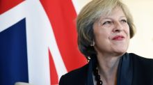"UK prime minister Theresa May: ""As the  British government makes fundamental decisions on Brexit, business groups are voicing their frustrations that their concerns are being ignored."" Photograph: Andy Rain/EPA"