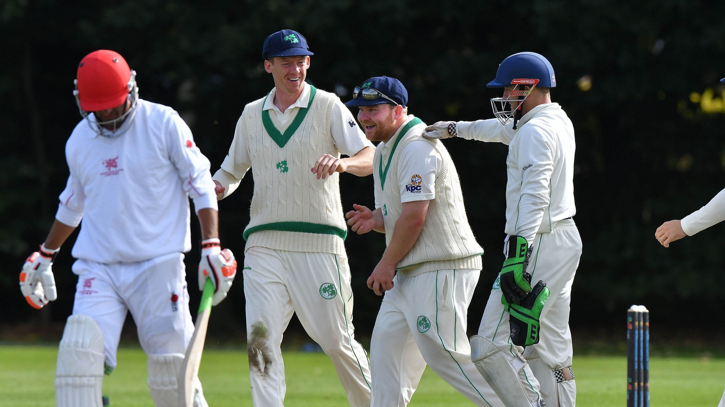 Cricket ireland moving closer to test status fandeluxe PDF