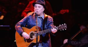 "Paul Simon: ""Most of the time I hear or read anything about my work I take exception to some portion of it, at least."" Photograph: Getty"