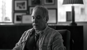 Paul Simon at his office in New York – despite having just turned 75, his creative output is showing no signs of slowing. Photograph: NYT