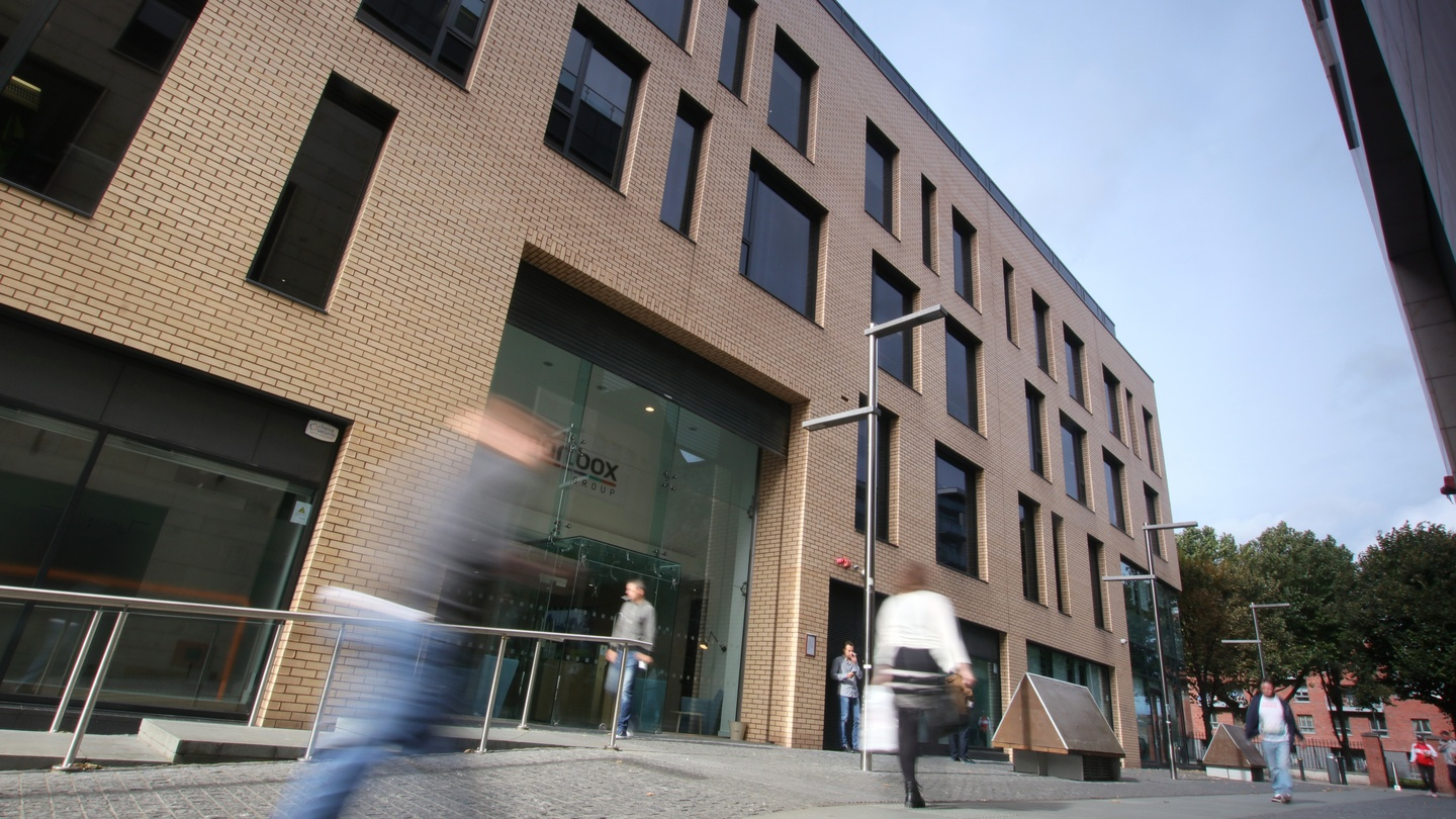 Two office blocks with retail units in dublin 1 for 15m - Irish times office dublin ...