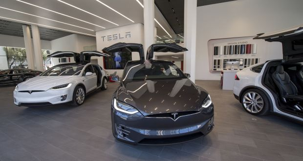 tesla motors recently launched its new model x crossover suv which costs 85000 for