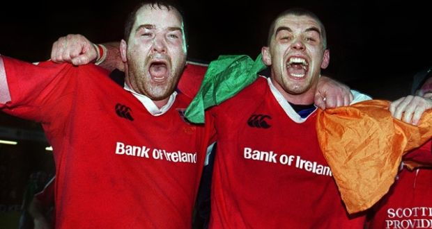 Anthony Foley: in pictures