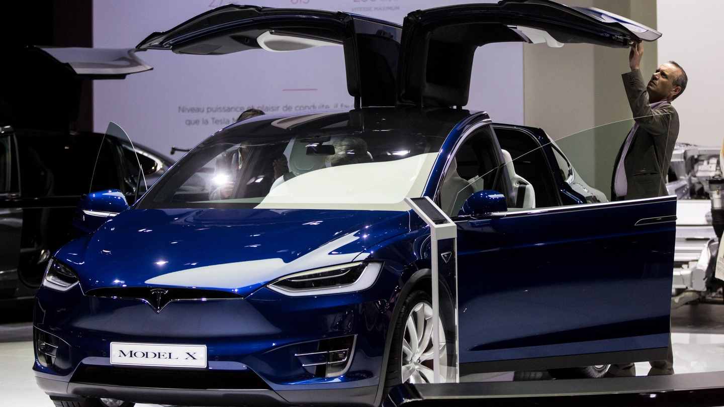 Tesla Model X road test: All-electric self-driving SUV for the
