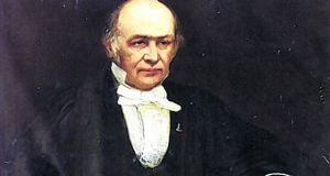 William Rowan Hamilton: on a walk to a meeting of the Royal Irish Academy in 1843, the Dublin mathematician realised a mathematical idea that had been bothering him for some time
