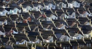 The cost of renting a home countrywide jumped by almost 10 per cent in the 12 months to the end of July with rents in Dublin reaching record levels. Photograph: Gareth Fuller/PA Wire