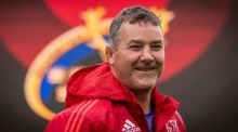 Gerry Thornley: Anthony Foley 'was born to play rugby'
