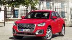 Audi's Q2 compact crossover, which goes on sale in Ireland this week. For the moment, only prices for the diesel models have been announced, which kick off with the 1.6-litre 110hp SE model at €32,490 while an S-line version costs €35,790.