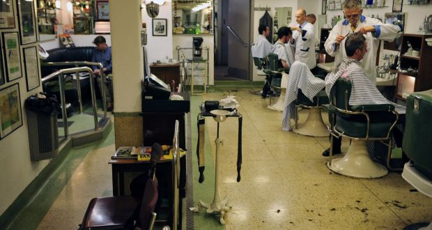 Man Cave Barber Dublin : Ireland's barbershop boom: 'men are a lot more savvy now'