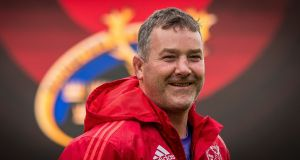 A French coroner has confirmed Anthony Foley died from pulmonary oedema brought on by heart disease. Photograph: Inpho/Morgan Treacy