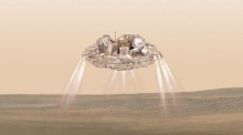 Esa's Schiaparelli aims to make history with Mars landing