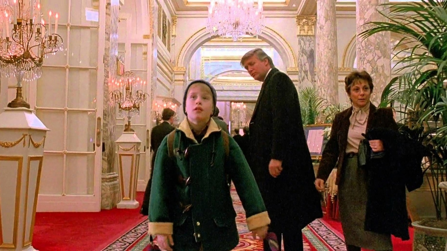 What films did Donald Trump film-making of the President of the USA play in? 9 films with the most famous roles 7