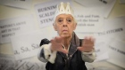 82-year-old dancer lends a modern twist to Dublin production of 'King Lear'