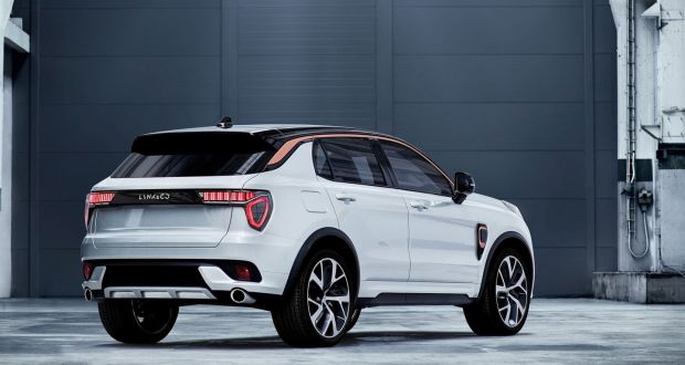 Volvo helps launch Chinese car brand Geely on to global markets