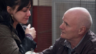 Rage against the machine: Hayley Squires and Dave Johns in I, Daniel Blake
