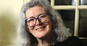 Angela Carter: The Sadeian Woman, her brilliant cultural history of sexuality as power, was vilified by Andrea Dworkin – a significant accolade. Photograph: Louis Monier/Gamma-Rapho via Getty