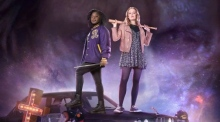 The official trailer for 'Crazyhead'