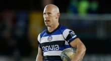 Scrumhalf  Peter Stringer is  one of five changes to Sale Sharks team. Photograph:  Harry Engels/Getty Images