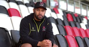 Charles Piutau will give Ulster a major boost this weekend. Photograph: Jonathan Porter/Inpho
