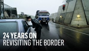 24 years on: Revisiting the border line