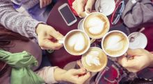 Snowflake generation? To save the €50,000-plus deposit needed to buy  an average new home in Dublin, about  16,000 cappuccinos would have to be forgone. Photograph: Getty Images/iStockphoto