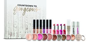 Bare Minerals colourful Advent calendar
