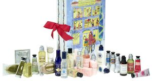The L'Occitane Advent calendar is excellent value for money