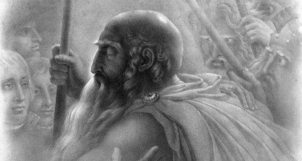 Scottish bard Ossian 'fabricated' from Irish mythology